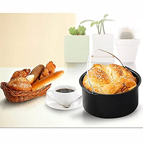Home Air Fryer pot Accessories, Cooking Pack Kitchen Accessories Kit