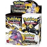 Pokemon Schwarz und Weiß Legendary Treasures Booster (Schachtel mit 36 Stück)