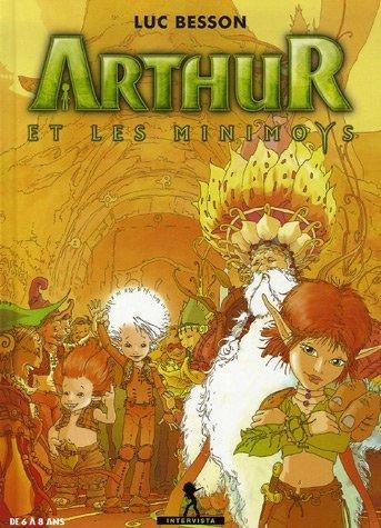 Arthur et les Minimoys - Album 6/8 ans