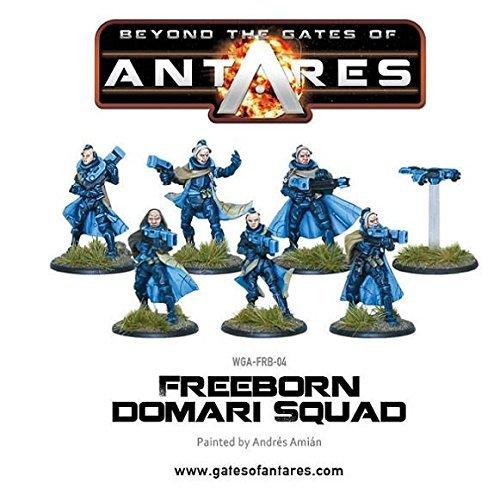 Preisvergleich Produktbild Beyond the Gates of Antares–Freeborn Haushalt Squad (domari)