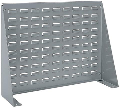 Akro-mils aération Banc de panneau en acier Rack pour montage Akrobins, 71,1cm L 50,8cm H par 8–1/5,1cm W, 98600