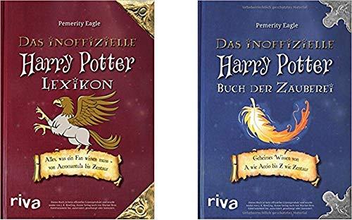 NN. Inoffizielle Infos zu Harry Potter 1. Das Inoffizielle Harry Potter Lexikon & 2. Das Inoffizielle Harry Potter Buch der Zauberei