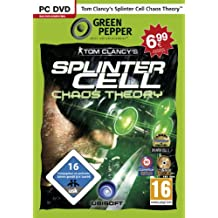 Tom Clancy's Splinter Cell: Chaos Theory [Green Pepper]