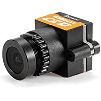 EACHINE 1000TVL FPV Camera 1/3 CCD 110 Degree 2.8mm Lens NTSC PAL Delle Barre Color entregado al azar