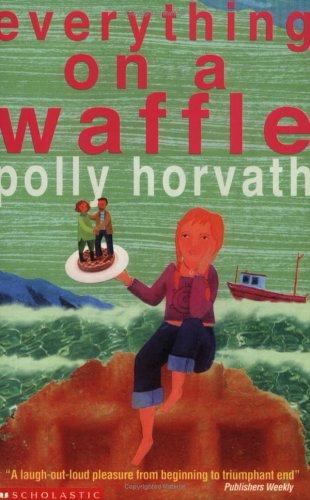 Everthing on a waffle
