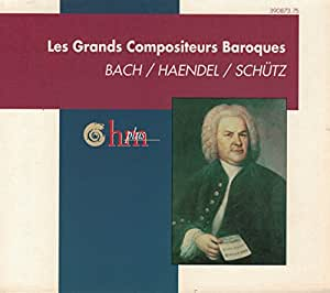 Grands Compositeurs Baroques: Germany