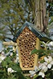 Esschert Design Wood Bee House - Natural