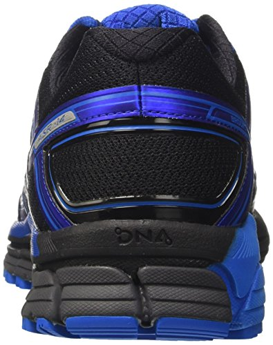 Brooks Adrenaline Asr 14, Chaussures de Gymnastique Homme Noir (Black/ebony/lapis Blue)