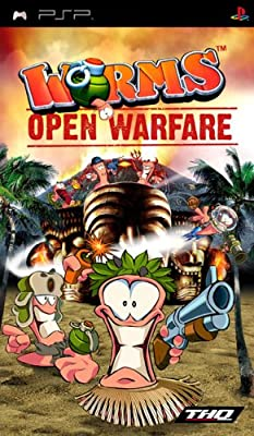 Worms: Open Warfare (PSP) by THQ