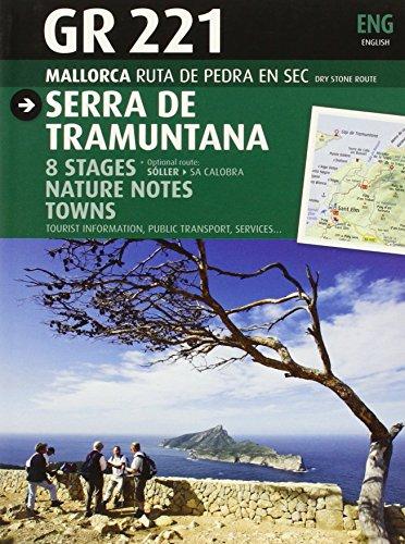 GR 221 Mallorca Ruta de pedra en sec. Serra de Tramuntana