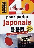 COFFRET 40 LECONS POUR PARLER JAPONAIS 4K7+2CD (ancienne édition) - Pocket - Langues pour tous - 06/02/2003