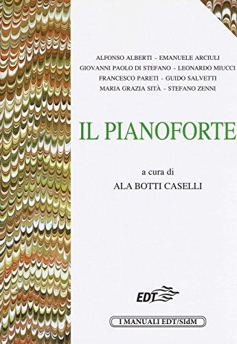 scaricare ebook gratis Il pianoforte PDF Epub