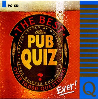 The Best Pub Quiz Ever - Jewel Case [Import]