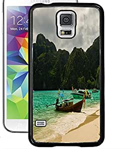 ColourCraft Beautiful Scenery Design Back Case Cover for SAMSUNG GALAXY S5