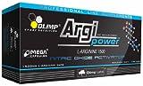Argi Power 1500 Mega 120 Caps L-arginine Hcl Nitric Oxide Olimp Free P&p