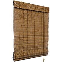 Persiana enrollable exterior - Persianas bambu exterior ...