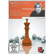 Powerplay 23: Abgelehntes Damengambit: Ein Repertoire für Schwarz: Fritztrainer: interaktives Videoschachtraining