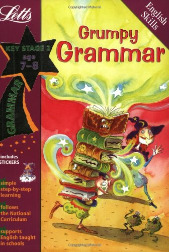 Grumpy Grammar Age 7-8 (Letts Magical Skills): Ages 7-8