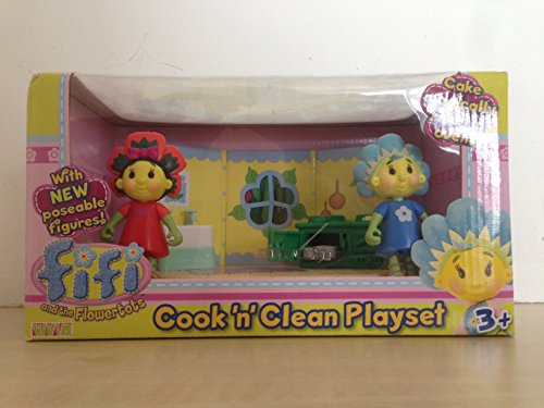 Fifi Cook 'n' Clean Playset
