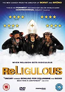 Religulous [DVD]
