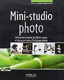 Mini-studio photo : Utilisation créative des flashs cobra et des accessoires d'éclairage photo