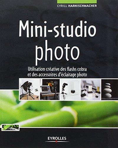 Mini-studio photo : Utilisation créative des flashs cobra et des accessoires d'éclairage photo par Cyrill Harnischmacher