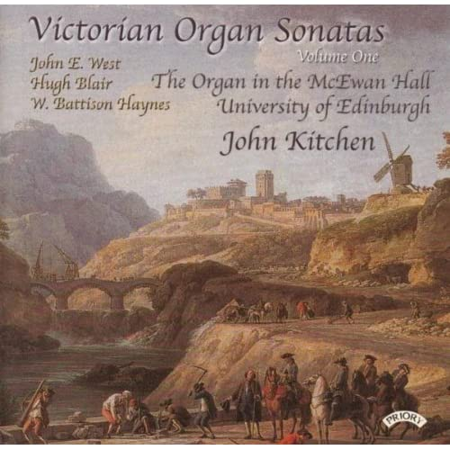Victorian Foyer University : Victorian organ sonatas vol of the mcewan hall