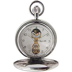 Regent Hills Mechanical Pocket Watch 77602CP-TW1