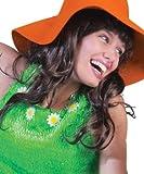 Kostüm Graskleid Größe 44/46 Damen Wiese Blumenwiese Blumen Garten Gärtnerin Hippie Blumenkleid WM Oktoberfest Karneval Fasching Pierro's