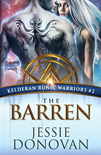 The Barren: Volume 2 (Kelderan Runic Warriors)