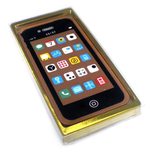Price comparison product image Chocolate iPhone Replica - Ideal Gift