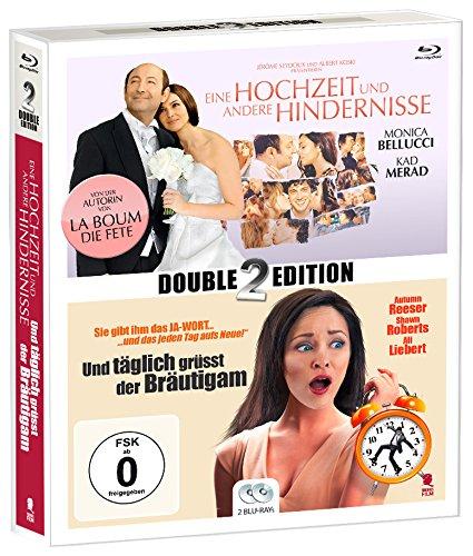 Comedy Double Pack 2: Eine Hochzeit und andere Hindernisse & Und täglich grüßt der Bräutigam (2-Disc Set) [Blu-ray]