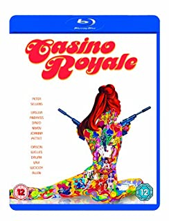 Casino Royale [Blu-ray] [1967] [Region Free] (B006DD0IP0) | Amazon price tracker / tracking, Amazon price history charts, Amazon price watches, Amazon price drop alerts