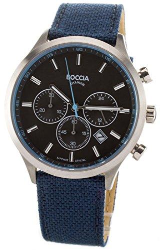 Boccia Mens Watch 3750-02