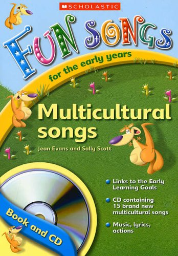 Multicultural Songs with CD Rom (Fun Songs for the Early Years)