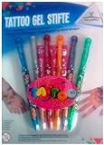 Valoro Tattoo Gel Stifte + Schablone von Valoro