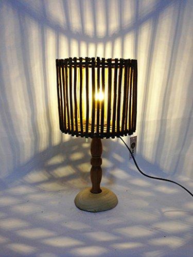 WSND Europäische und amerikanische kreativ dekorative Holz Vogelkäfig Lampe Schlafzimmer Lampe Nachttisch Lampe Lampe Wohnzimmer Höhle Büro Tisch Leselampe