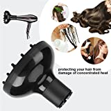 Universal Hair Dryer Diffuser Cover Professional Blow Hair Dryer Tool For Salon Home Care Making Curly Or Wavy...