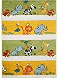 benuta Kinderteppich Noa Africa Multicolor 12...Vergleich