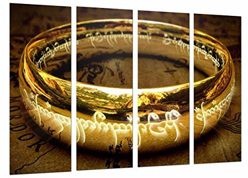 Cuadro Fotográfico El anillo de poder