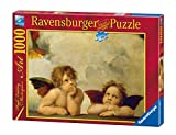 Ravensburger 15544 Raffaello: Cherubini Puzzle 1000 pezzi Arte