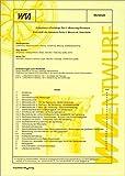 Präventive Konservierung architekturgebundener Glasmalerei.: WTA Merkblatt E 10-2-18/D. Entwurf. Deutsche Fassung. Stand Juni 2018. Referat 10 Präventive Konservierung.