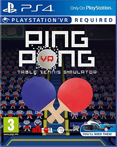 Ping-Pong-VR