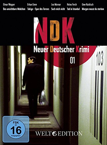 Neuer Deutscher Krimi Box 1: Das unsichtbare Mädchen / Takiye - Spur des Terrors / Such mich nicht / Tod in Istanbul [5 DVDs]