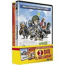 Vaillant, pigeon de combat ! / Les Looney Tunes passent à l'action, Le Film - Bipack 2 DVD