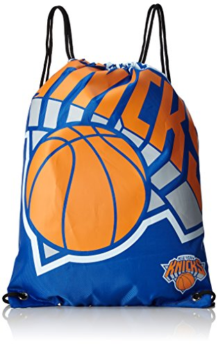Forever Collectibles Sacca sport, motivo squadre NBA, 49 cm, Unisex, NEW YORK KNICKS, 49 cm