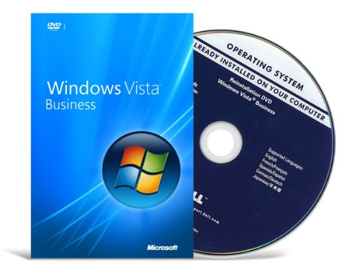 Windows Vista Business 64 Bit inkl. SP1 OEM Deutsch Multilanguage (Betriebssystem Windows Vista)