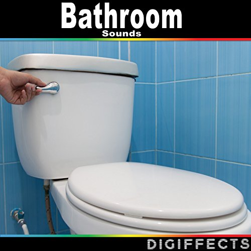 Toilet Flushing with Vacuum Outlet and Water Running -