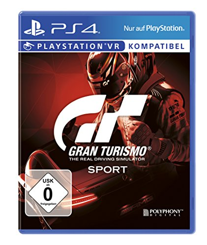 Gran Turismo Sport - [PlayStation 4] (3-golf-spiele Playstation)