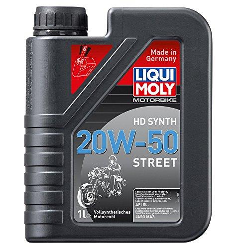 Liqui Moly Moto HD Synt SAE 20W 50Street